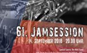 61ste JamSession - 14.09.18