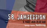 58ste JamSession - 09.03.18
